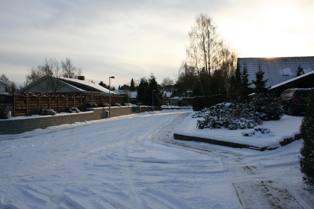 Winter in Gadstrup