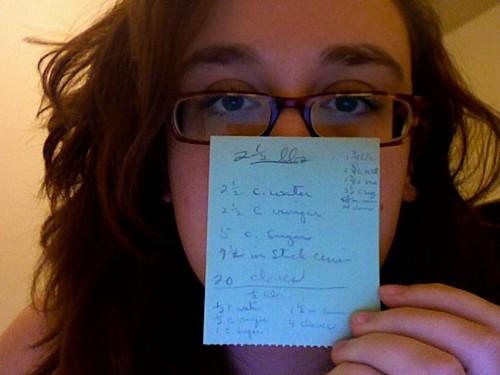 Gramma's Note 2