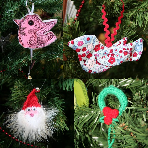 Bonus ornaments