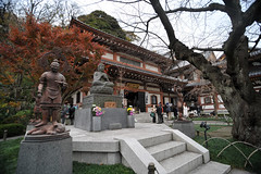 Tokyo 2009 - 鎌倉 - 長谷寺(9)