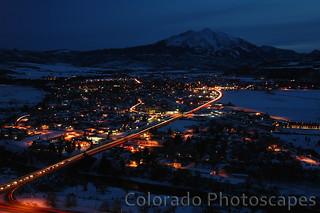 Carbondale, Colorado (and Mt. Sopris)