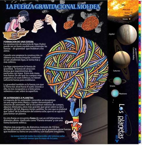 Nueva definición de Planeta - Cajas de Cereal Jack's