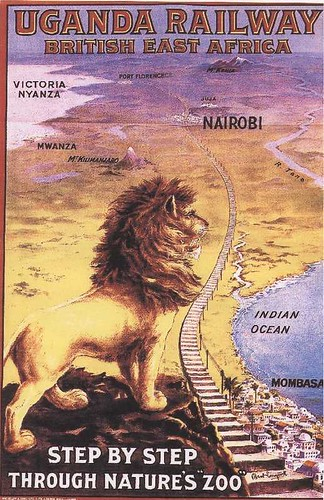 Uganda Railway Poster | Flickr - Photo Sharing!