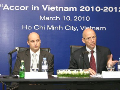 Accor on track to double number of rooms in Vietnam