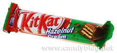 KitKat Hazelnut Cream