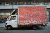 FACE B (lepublicnme) Tags: streetart paris france truck graffiti july camion 2009 woostercollective sango ekosystem