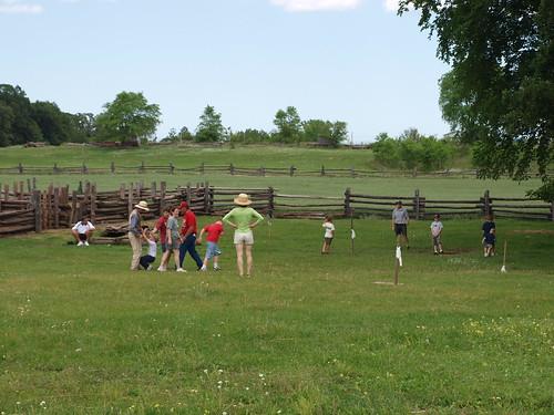 Kelley Farm ball game