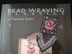 Bead Weaving Masterclass with Mrs Takako Sako (Beadwork by Sian) Tags: beadwork beadweaving loomwork