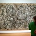 Pollock, One: 31, 1950 with Woman