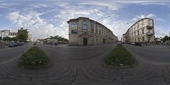 Karlstrae & Postgalerie - Panorama - (Phalanx1984) Tags: panorama pentax karlsruhe 360x180 kugelpanorama postgalerie k200d karlstrase