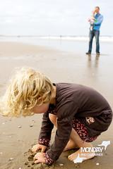 Soep maken van zand