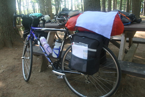 Packed Bike