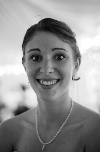 Beautiful Bride B/W