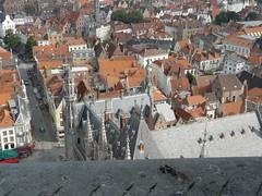 P1050610 (Marcken Van Parijs) Tags: belgium brugge belfry bruges 2009 belfort beffroi 14072009