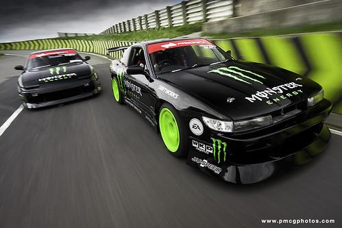Prodrift Monster Academy Cars