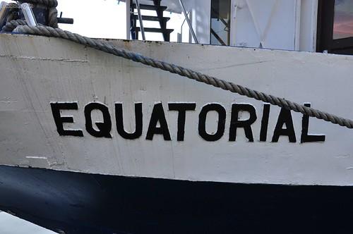 qeuatorial boat