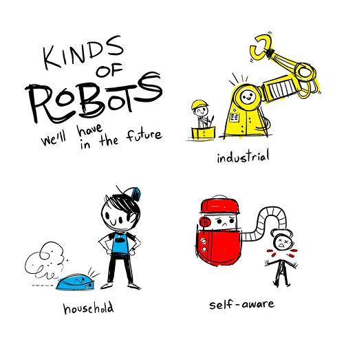 Kinds of Robots We'll Have in the Future