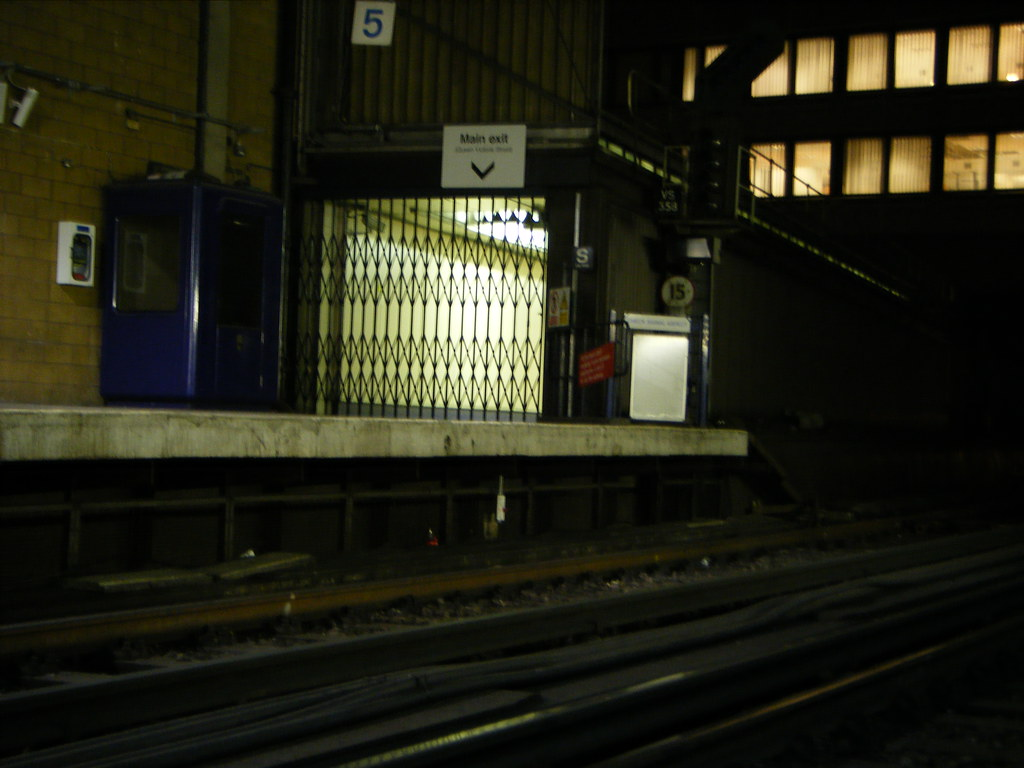 Blackfriars Platform 5 Works