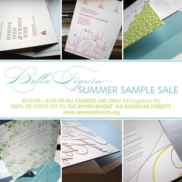 Bella Figura Sample Sale via TheELD.com