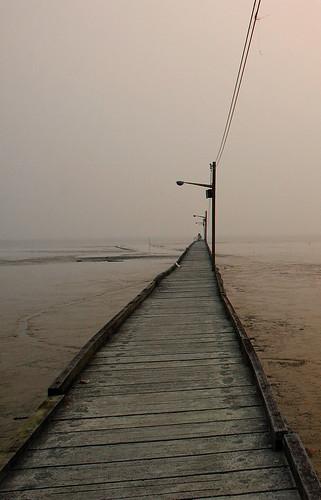 石文丁情人橋 - Batu Pahat
