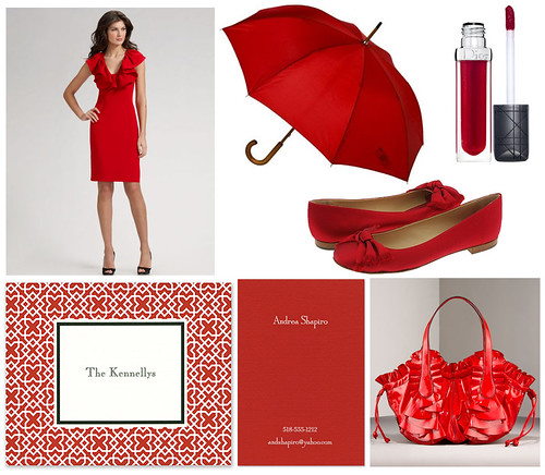 Red Hot Fall Fashion