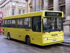 Stagecoach: 32121 K121SRH Dennis Dart/Plaxton (emdjt42) Tags: newcastleupontyne quaylink plaxton 32121 dennisdart stagecoachnewcastle k121srh