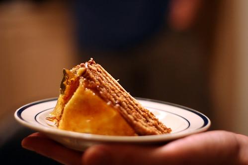 Daring Bakers: Dobos Torta