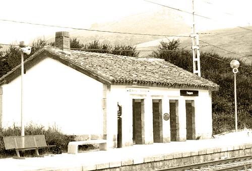Estación de Pesquera