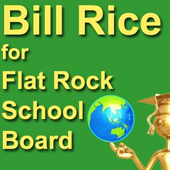 Bill Rice School Board Icon