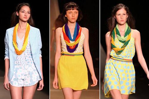 cores 2010 - moda