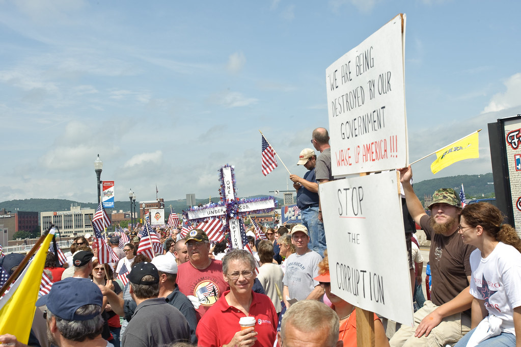 Williamsport (Pa) Tea Party-7