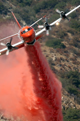 Station Fire (Code20Photog) Tags: news station television forest fire los angeles flames lafd helicopter national brushfire wildfire kcal usfs kcbs lacofd