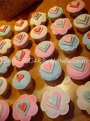 SWEET SUGAR - By Michelle Lanza Cupcake Sweets* (SWEET SUGAR By Michelle Lanza) Tags: oficial sweetsugar lembrancinhas bolosdecorados cupcakesdecorados michellelanza atelierdoacar confeitariapersonalizada