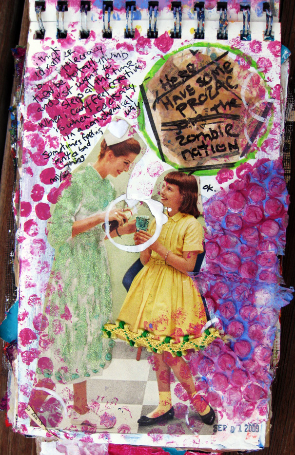 Art Journal Prozac