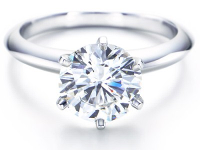 Fine Jewelry Reliable Emerald Cut 2 Carat Diamond Engagement Ring Sterling Silver Promise Ring For Her To Clear Out Annoyance And Quench Thirst Diamond