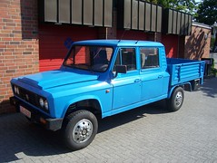 ARO 324 DC Pick-Up 1979 -1- (Zappadong) Tags: dc 4x4 cab pickup double 2009 romanian aro winsen 324
