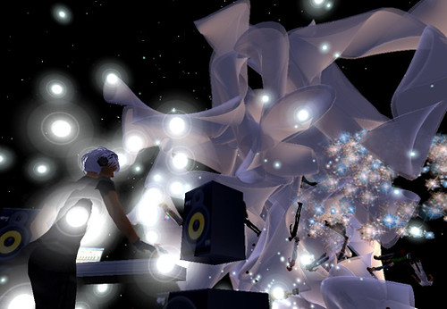 Opening Ecologia Island AIRE Second Life by Marc Moana aka Marc Blieux, on Flickr