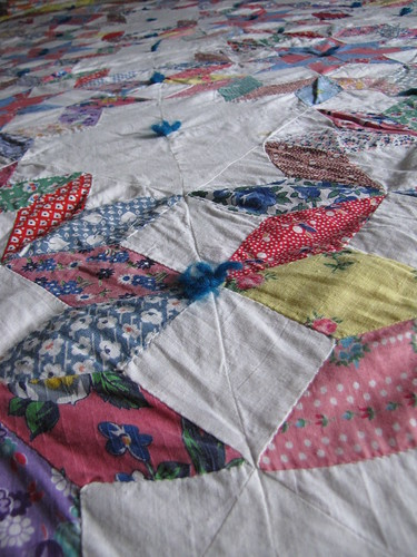eight point star quilt 1
