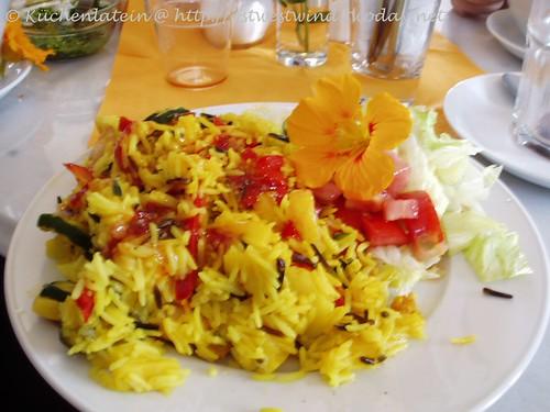 Hähnchen-Curry Fleetschlösschen