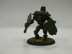 Talon front (Leitheusser) Tags: gaming warmachine mercenary