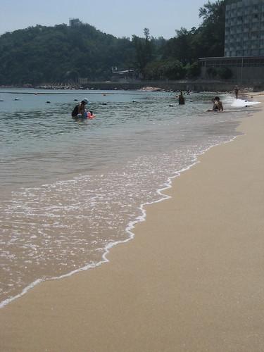 Cheung Chau Tung Wan Beach