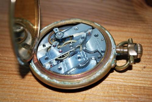 montre de gousset