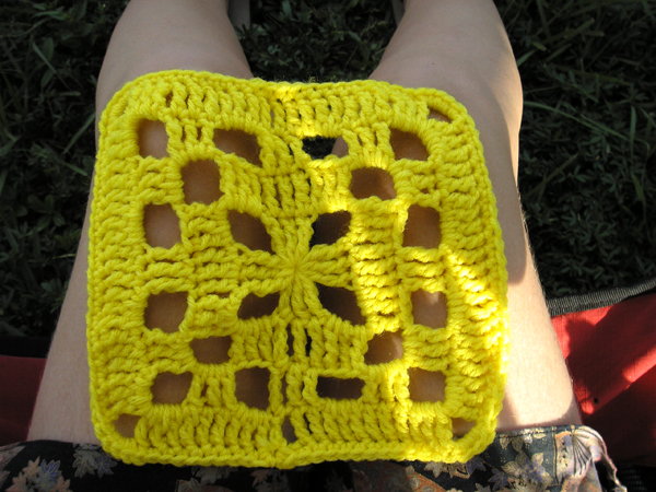 Another Day Of Park Crochet