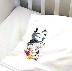 rauhetta  rmi (mmleifsdottir) Tags: fairytale embroidery littleredridinghood