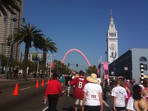 Komen Race for the Cure SF 2009