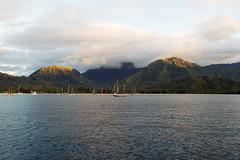 Hanalei Bay at Sunset (Earth Colony) Tags: hawaii kauai hanaleibay