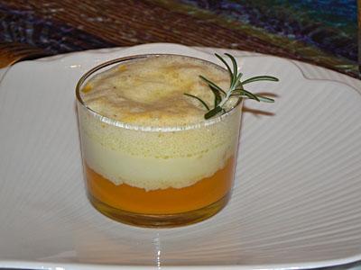 crème de carottes, écume de sarriette.jpg
