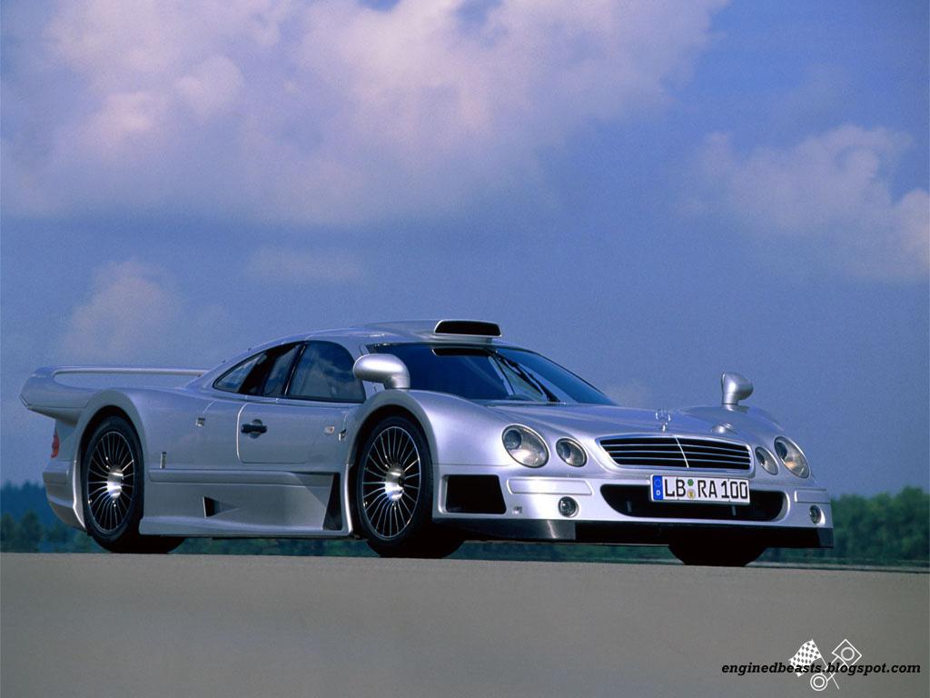 Mercedes-Benz CLK-GTR 01