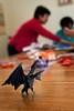 Flying Bat...