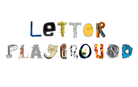 Letter Playground by Nate Williams